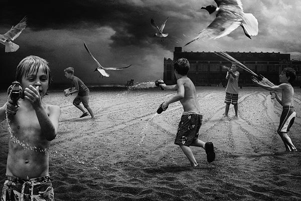 Francisco Diaz及Deb Young摄影作品:游乐场