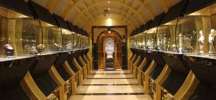 至正博物馆:馆内藏品价值300多亿元