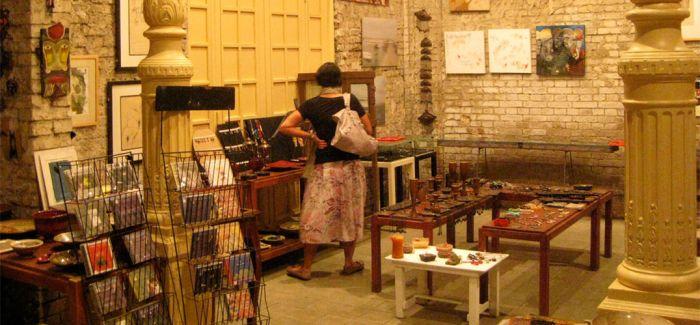 开罗的Townhouse Gallery在改造厂房中重新开张