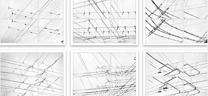城市图景《线》:我的城市由线组成