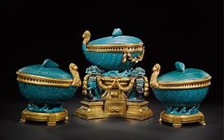 康熙年间出口瓷器亮相巴黎苏富比 估价200万欧元