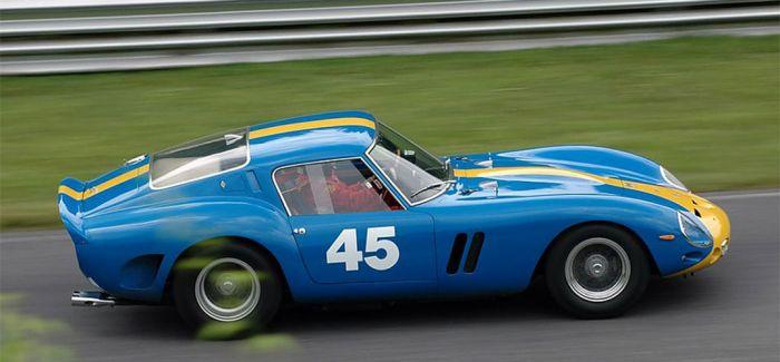 法拉利250 GTO古董车 叫价4.3亿