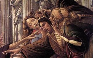 佛罗伦萨艺术家们的幸福生活