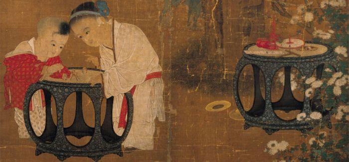 苏汉臣和《秋庭婴戏图》