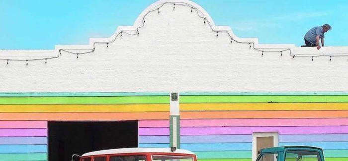 """设计师为世界范围的标志性建筑""""再上色"""""""
