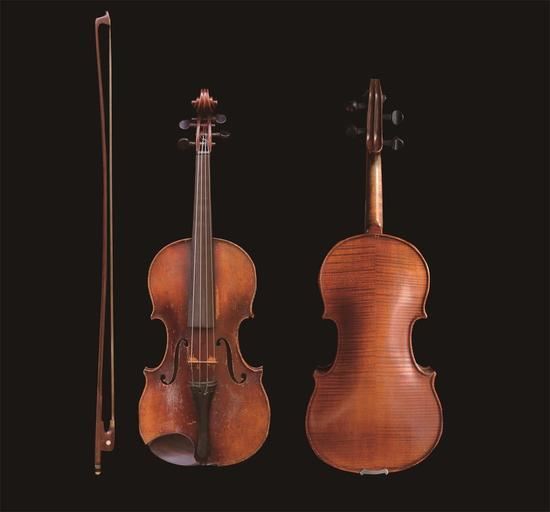 古典斯特拉迪瓦利小提琴 L:60cm