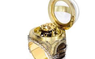 如同堡垒版蕴藏着丰富情节的戒指