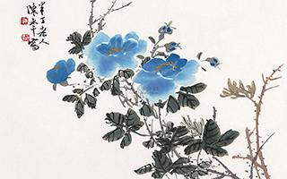中国美术馆纪念陈半丁诞辰140周年艺术展