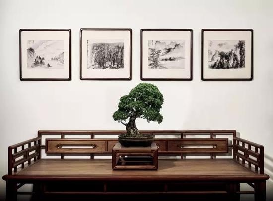 匡时香港2016秋拍 宋殿忠先生上款专题组画
