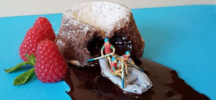 开采小小甜蜜矿区    意大利糕点师傅的幻想世界
