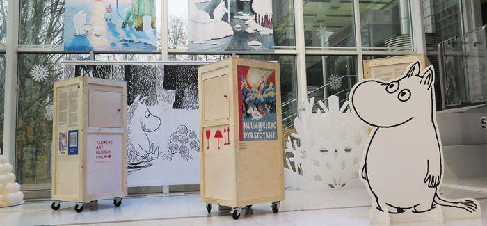 地球上最冷的国家之一带来了第一间Moomin博物馆