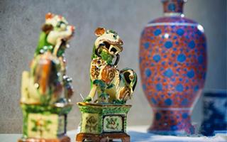 中国国家南海博物馆获赠十件海外回流文物