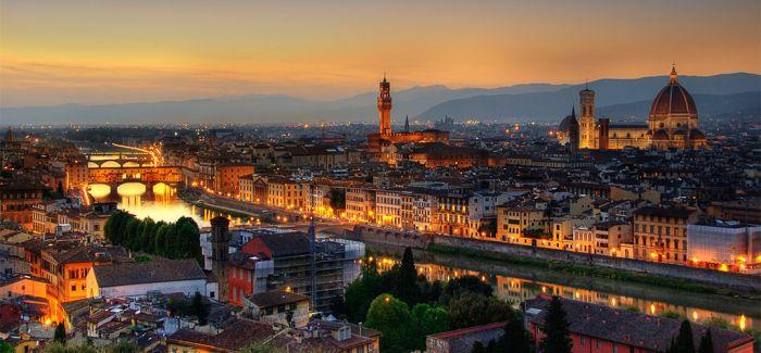 跟着《但丁密码》游佛罗伦萨