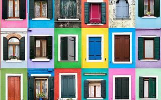 这个摄影师要拍下全世界最美的窗户
