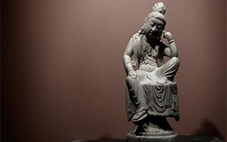 中国南北朝艺术走进纽约 精美石雕讲述震撼历史