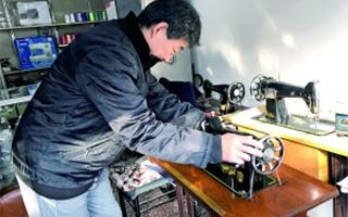 燕牌老缝纫机现在能卖五千 成热门收藏品