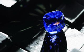 罕见88克拉蓝宝石将亮相博观拍卖会