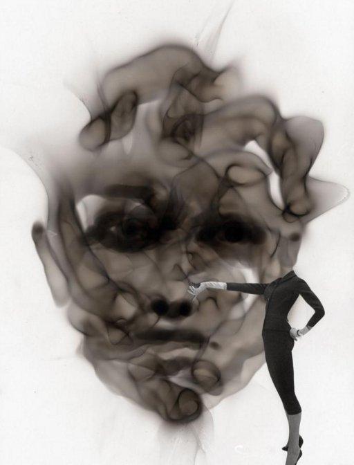 搞艺术:用火焰作画的人