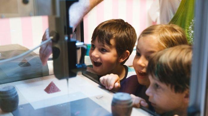 3d 软糖打印机 想吃什么糖果自己设计图片
