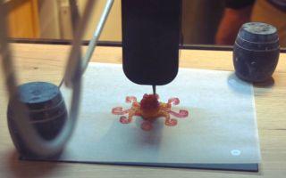 3D 软糖打印机 想吃什么糖果自己设计