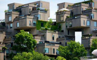 加拿大 Habitat 67 空间综合体住宅