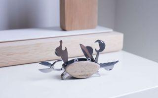 助手螃蟹先生:张牙舞爪的多功能工具