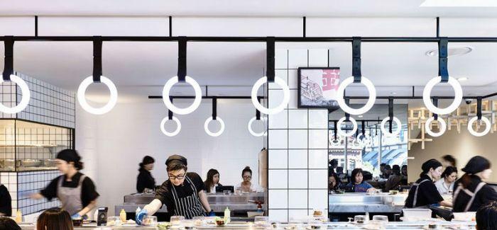 墨尔本日式主体餐厅 Tetsujin by Architects EAT