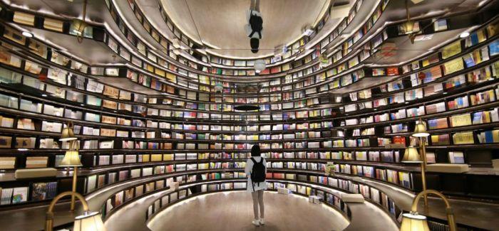 杭州钟书阁  让阅读成为一种时尚