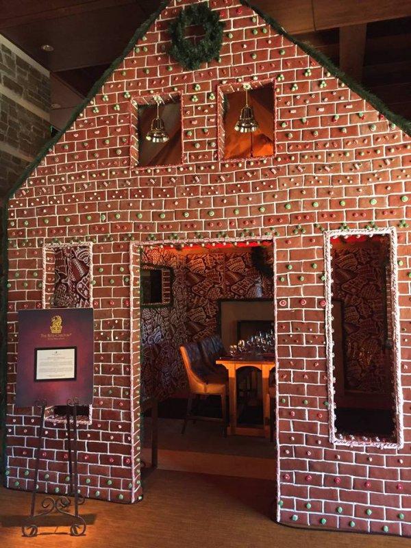 童话照进现实:超级姜饼屋