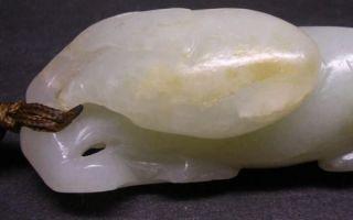 高古玉:玉石收藏的最高境界