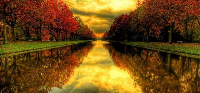 世界如此美丽而宁静!