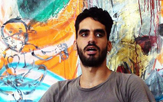 """古巴艺术家""""El Sexto""""在迈阿密展览前夕被逮捕"""