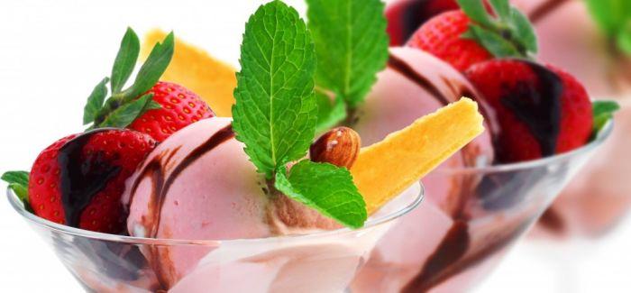 冰淇淋就是这样一种可爱的食物