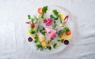 节食也可以吃出花样:蔬菜沙拉蛋糕