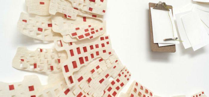 加拿大纸艺家Cybèle Young手工纸雕作品