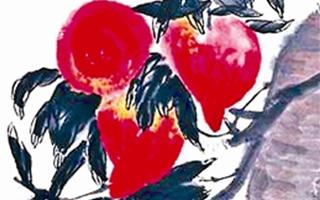 三棵桃树:世间芬芳流传