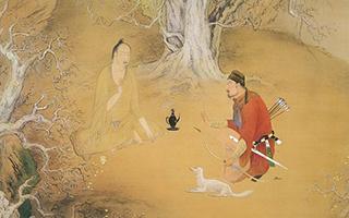 傅抱石早年留学日本 受日本绘画影响有多大?