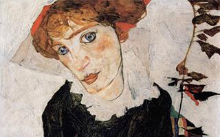 埃贡·席勒的速写本和初恋