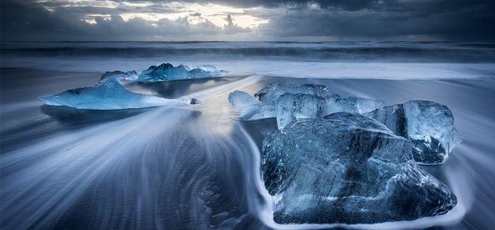 上帝爱冰岛 更爱勇敢的摄影师