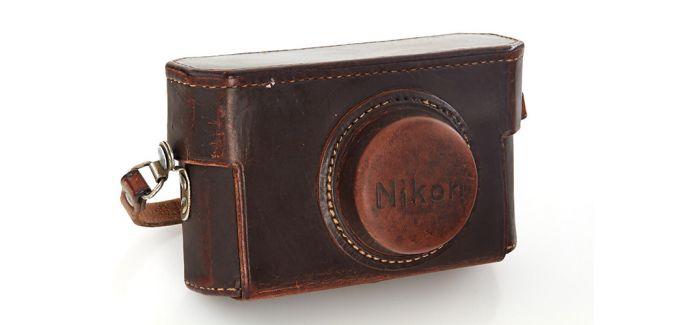 这是最古老尼康相机:富豪38.4万欧元收藏
