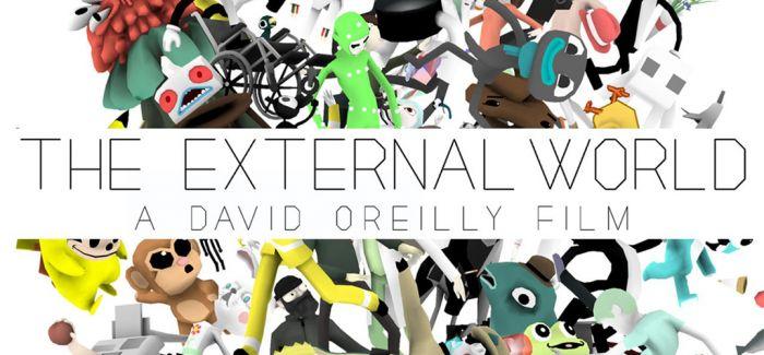 """看""""空间中的动画""""是一种怎样的体验"""