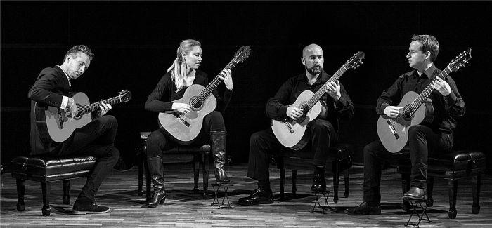 单向演出|新西兰吉他四重奏 诠释音乐信仰