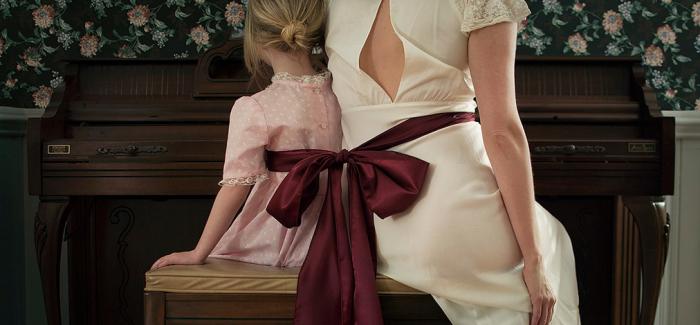 """一个摄影师母亲和女儿的""""相爱相杀"""""""