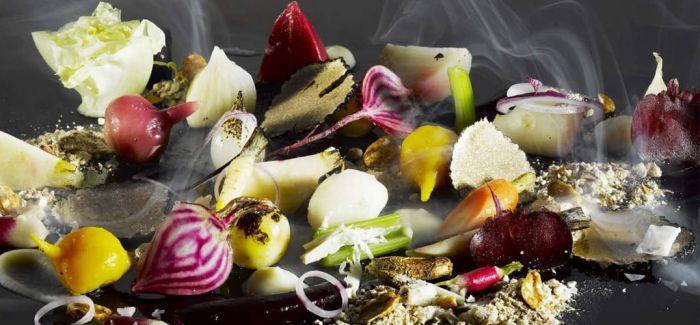 在美食荒漠的丹麦藏了一家全球最难定位的餐厅