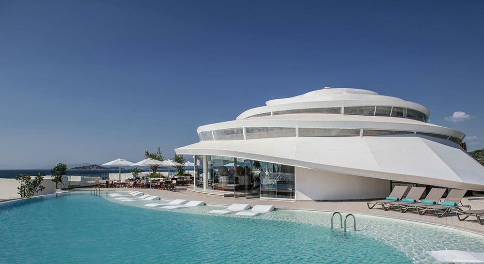 Nikki海滩的托尔巴酒店/ Gokhan Avcioglu第2张图片