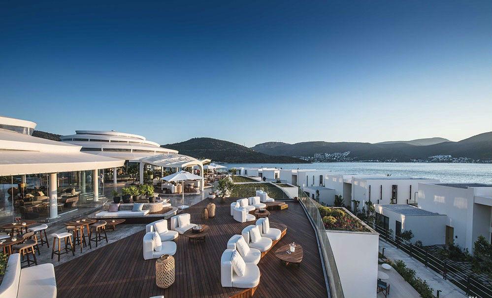 Nikki海滩的托尔巴酒店/ Gokhan Avcioglu第4张图片