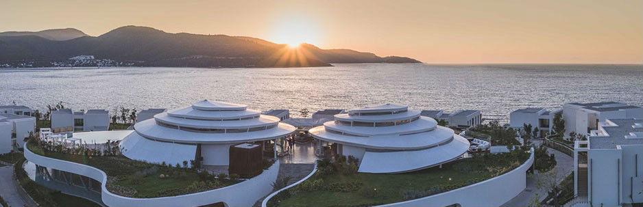 Nikki海滩的托尔巴酒店/ Gokhan Avcioglu第10张图片