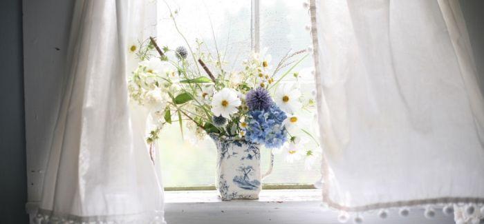 花艺设计师Amy Merrick 在花的世界里享受美好