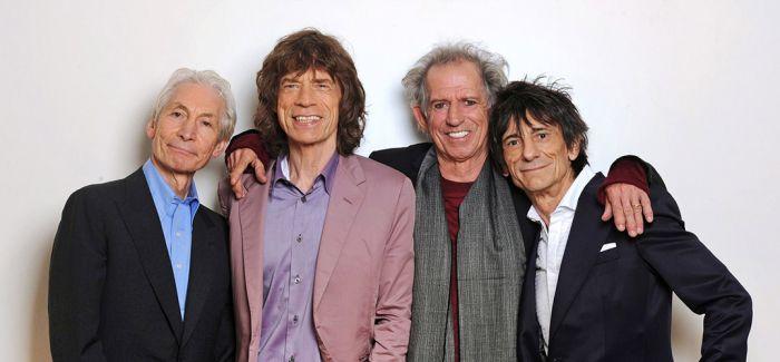 七旬老滚石们在新专辑里吼出了年轻时的声音