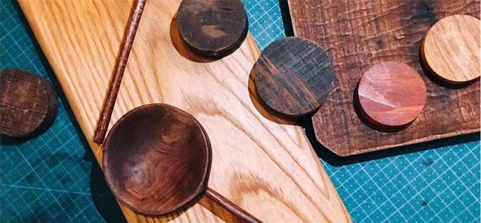 一场有温度的器物之旅 在故宫旁的四合院做木艺